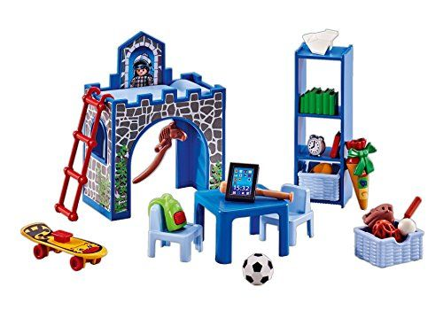 PLAYMOBIL 6556 Kinderzimmer (Folienverpackung). toy