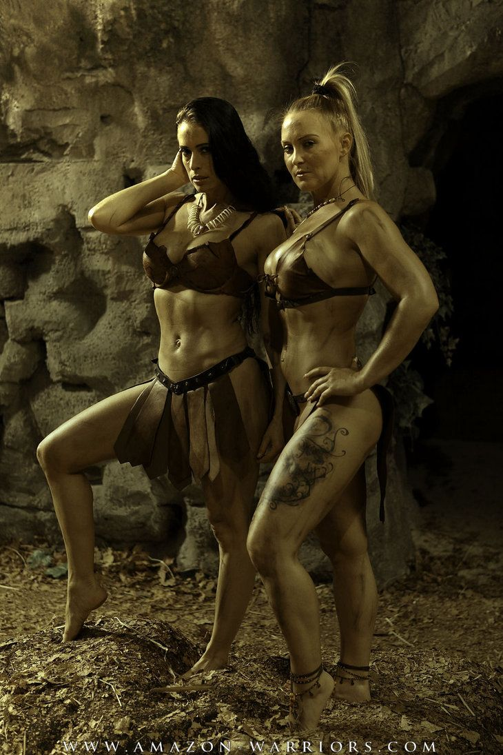 Would female domination warriors fucking stunning
