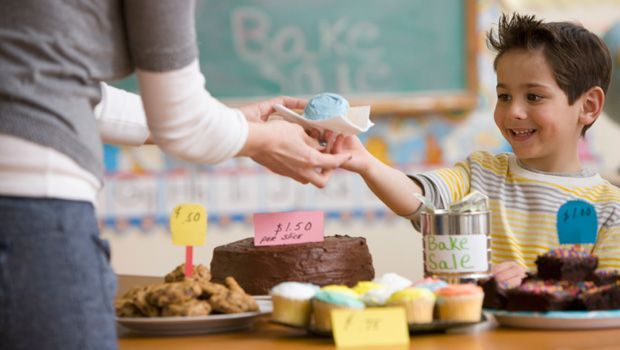 Is This the End of Bake Sales?