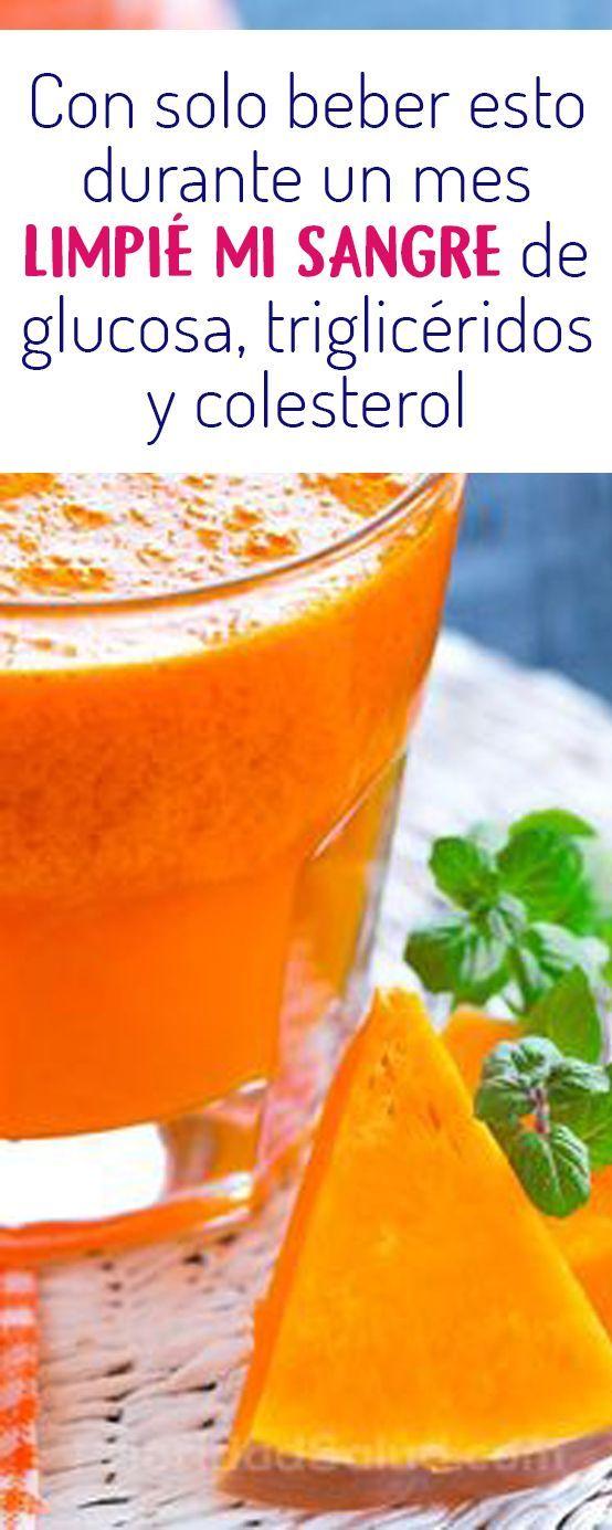 Regula Los Niveles De Azucar En La Sangre Colesterol Trigleceridos La Glucosa Controla El Colesterol Alto Food Cures Low Cholesterol Recipes Healthy Drinks
