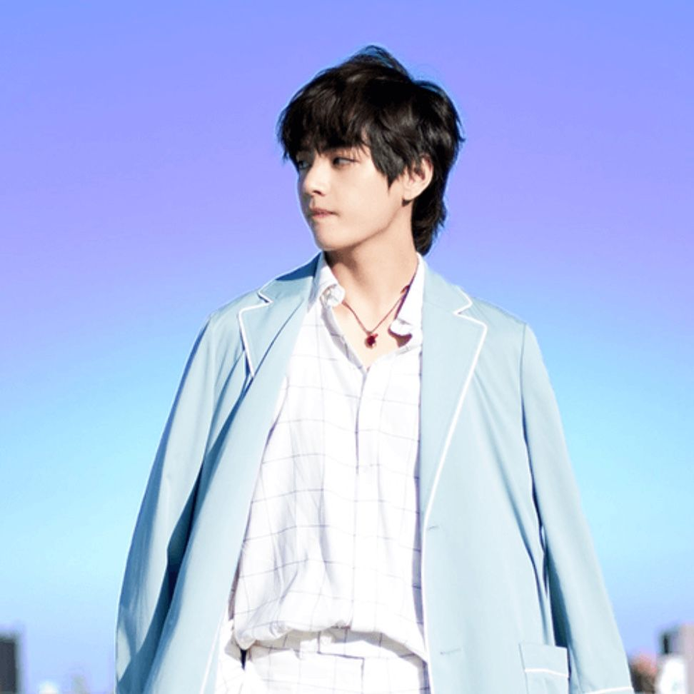 Pin by VAN3$$A on -Kpop- | Taehyung, Mullet hairstyle, Mullets
