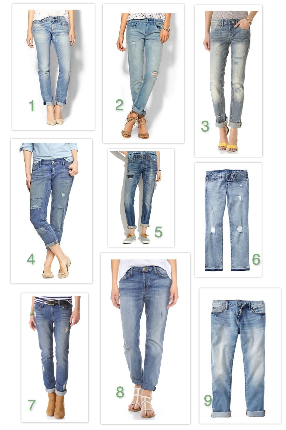 Cute Outfit Ideas With Boyfriend Jeans