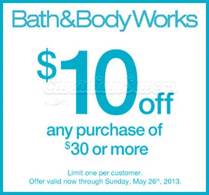 Bath Body Works Coupon 10 Off Wus 30 With Images Bath Body Works Coupon Bath And Body Works Bath And Body