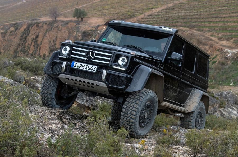 2015 mercedes g500 4x4 autocar off roaders for Mercedes benz g class 4x4