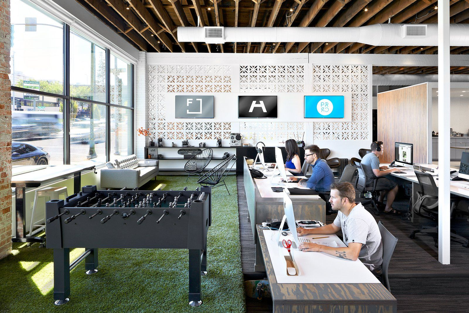open office architecture images space. Office Tour: HDG Architecture Offices \u2013 Spokane. Open OfficeOffice SpacesWorkplace Images Space