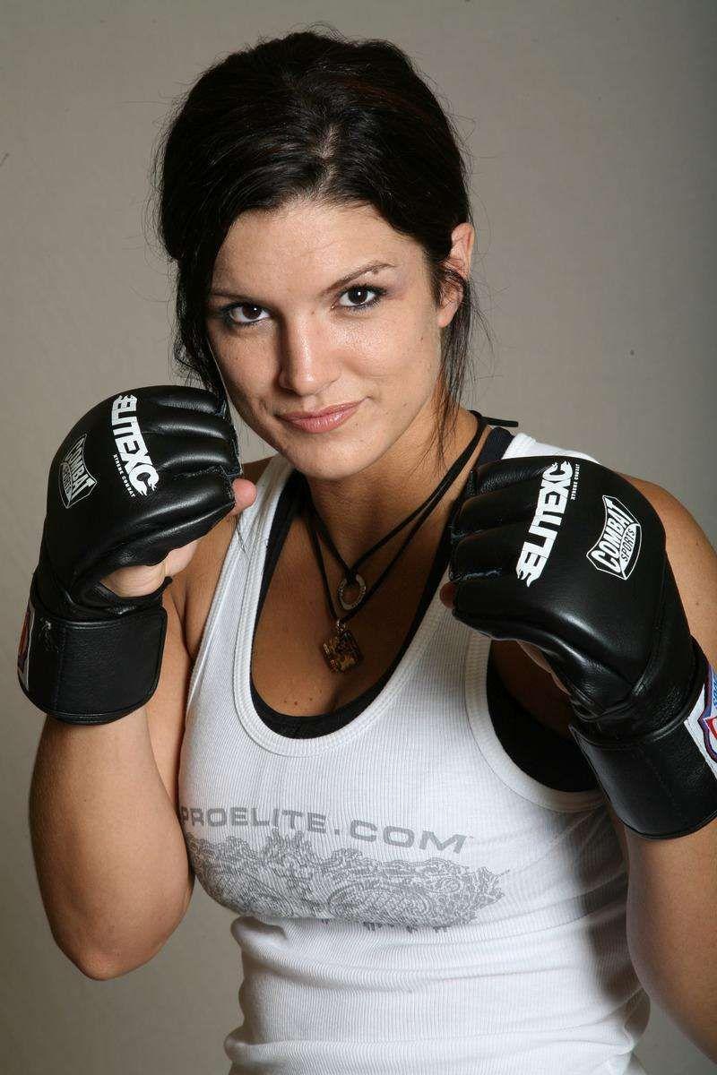 Gina Carano mixed martial arts