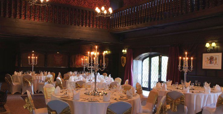 The Manor House Hotel Wedding Reception Venue In West Auckland Durham