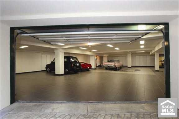 My Dream House Will Have An Underground Parking Garage