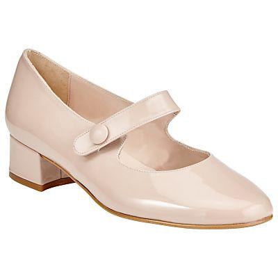 098253698c68 1920s style shoes   John Lewis Taragon Patent Court Shoes Nude £69.00 AT  vintagedancer.com