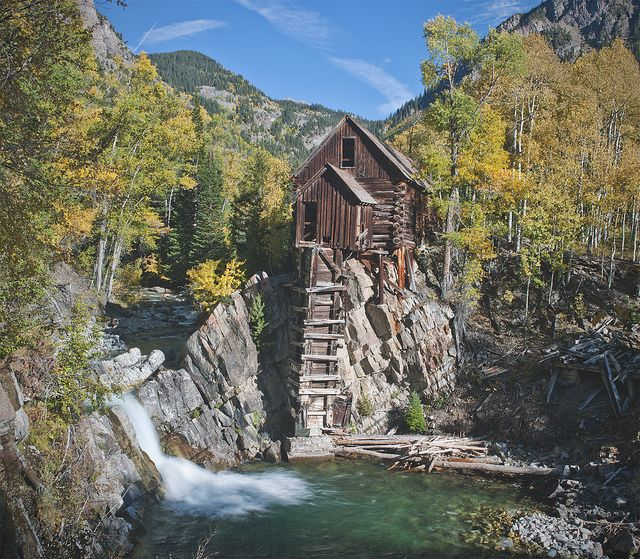 Crystal Mill, Places To Visit