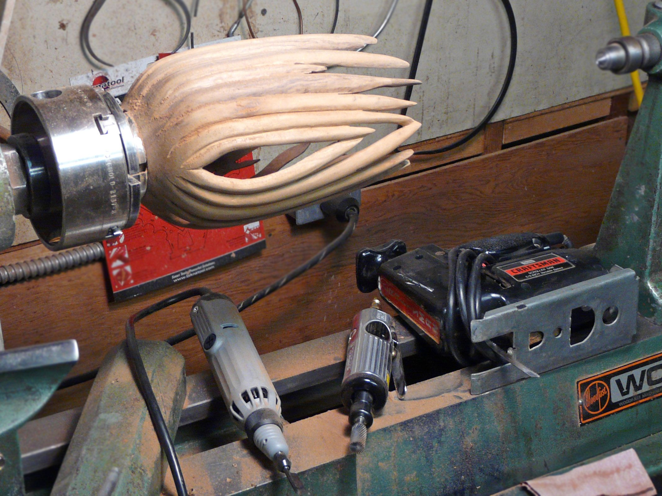 Cool Machines To Build Wood Lathe Turning Projects Lathe Wood Projects Ideas