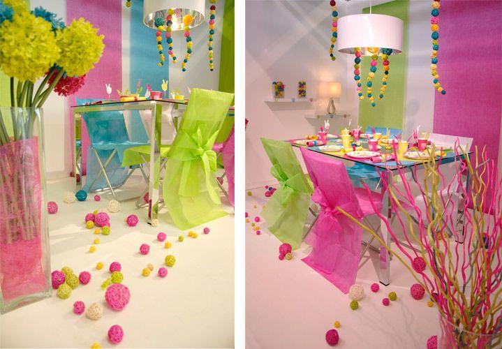Table 719 500 pixels proyectos que intentar pinterest marre la rose et - Decoration table anniversaire enfant ...