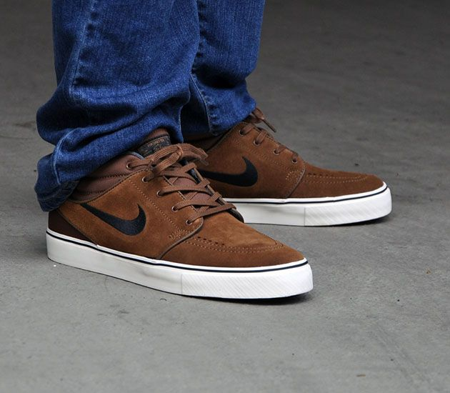 Nike SB Stefan Janoski Mid-Military Brown-Black 90d33522c86