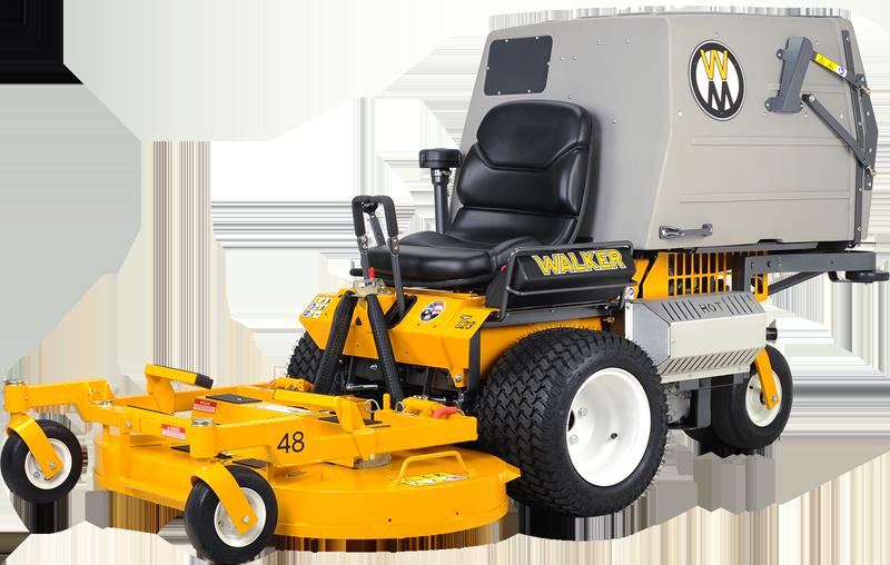 Walker Mowers: MC 20 HP Lawn Mower | Products