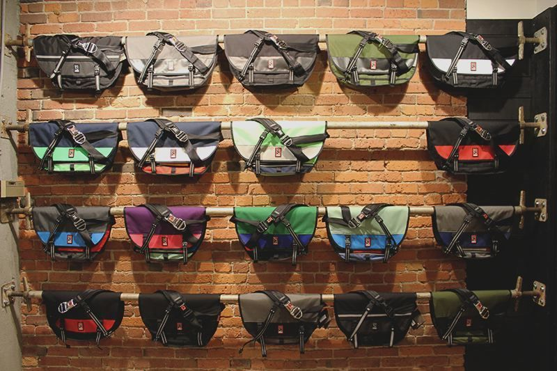 Chrome Industries - Best Messenger Bags!