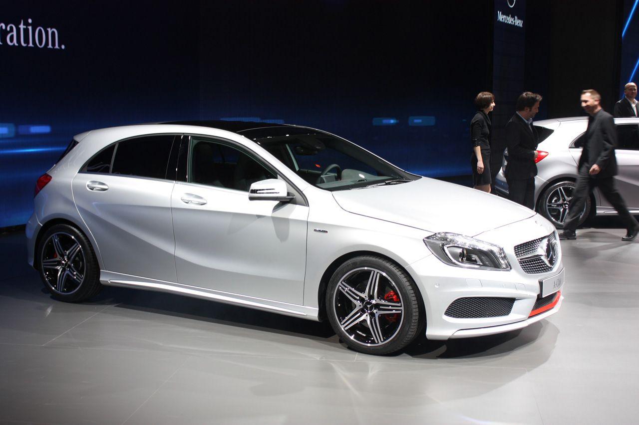 New A Class Mercedes A Class Benz A Class Mercedes Car