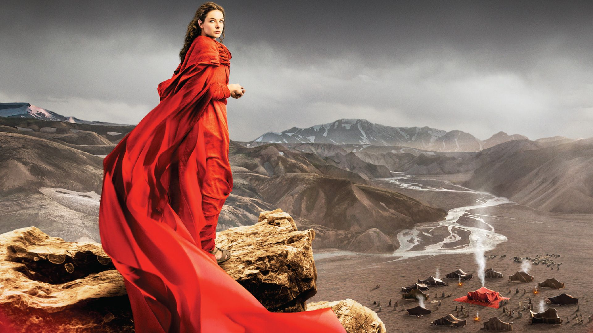 "Lifetime's miniseries ""The Red Tent,"" based on the best-selling novel by Anita Diamant, premieres December 7 and December 8 at 9/8c. ""The Red Tent"" is a sweeping tale that takes place during the times of the Old Testament, told through the eyes of Dinah, the daughter of Leah and Jacob. Airing over two nights, the all-star cast includes Academy Award, Golden Globe and Emmy nominee Minnie Driver (""Return to Zero,"" ""About a Boy""), Emmy nominee Morena Baccarin (""Homeland""), Golden Globe nominee…"