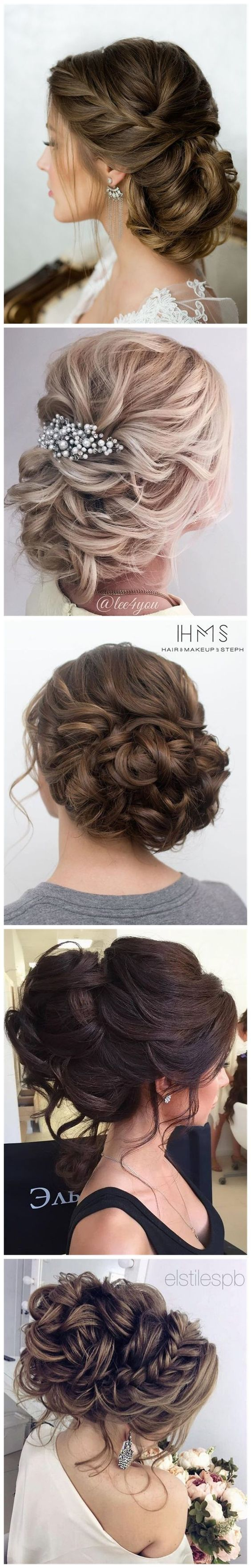Come and see why you canut miss these wedding updos for long hair
