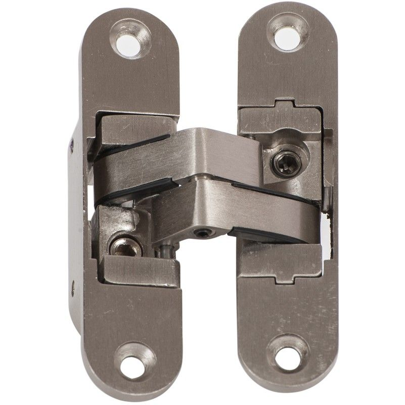 Charniere Invisible Klose Besser 3d Aluminium Inox Satinee Droite 491 Charniere Invisible Porte Invisible Portes