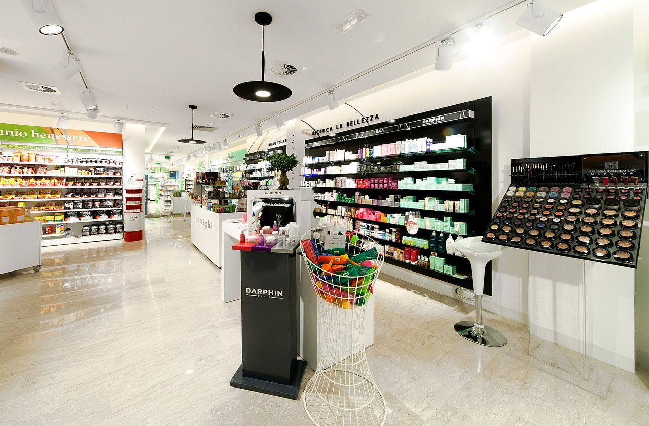 La Cabina Estetica In Farmacia : Farmacia tornaghi villa adriana tivoli roma mobil m marketing