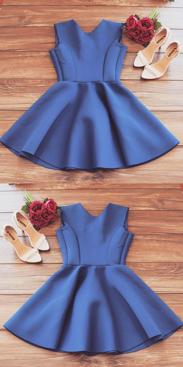 Aline jewel royal blue short homecoming dress homecoming dresses