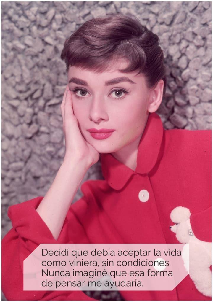 15 Frases de Audrey Hepburn que vas a querer memorizar   Audrey ...