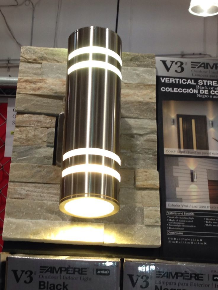 Costco Vertical Stream Artika Lighting Collection - Bing Images ...