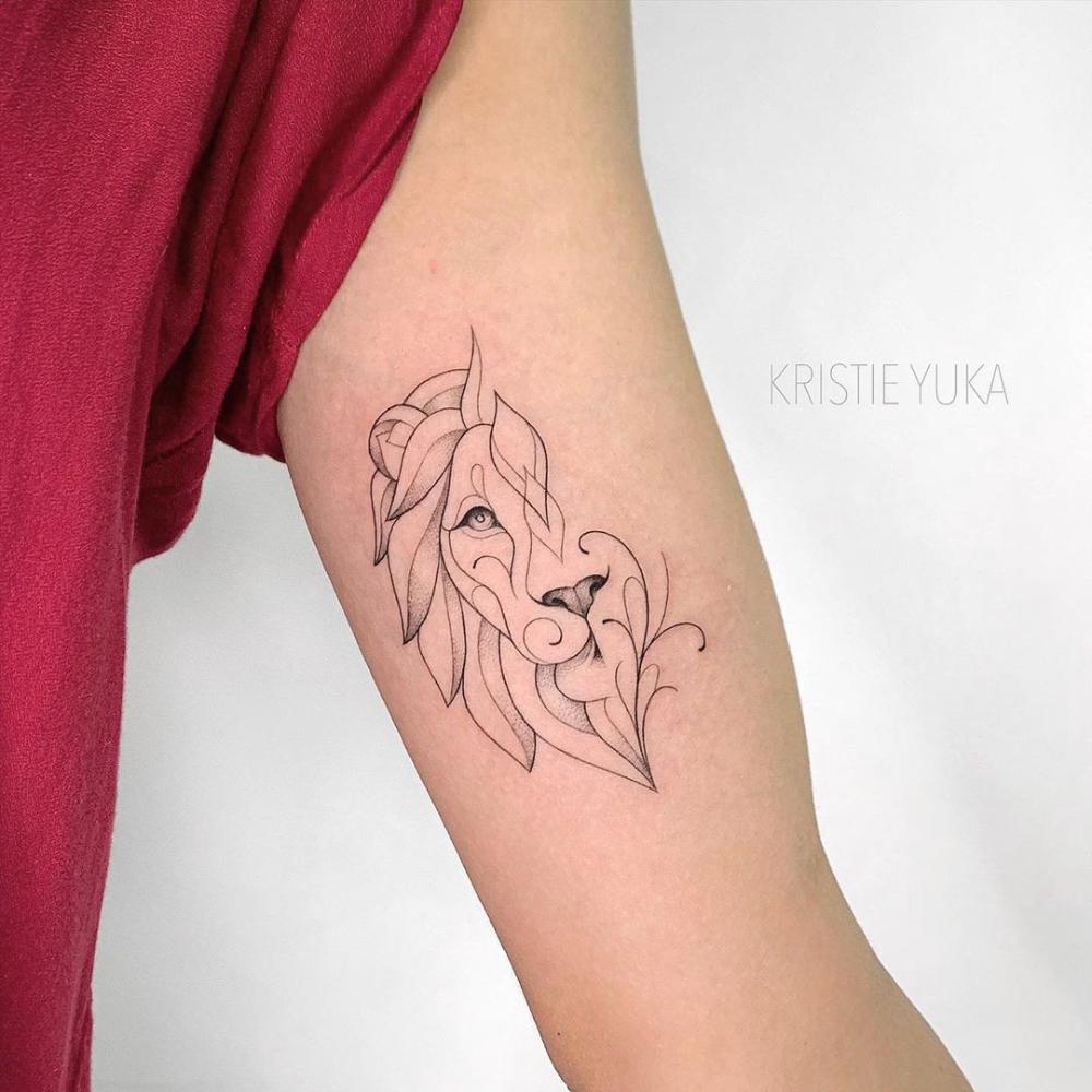 84 inspirações de tatuagens femininas para sua pró