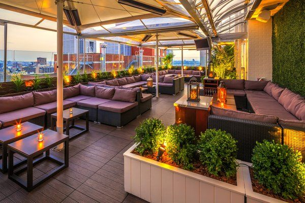 Photos For Sky Room Yelp Roof Top Terrasse Pinterest