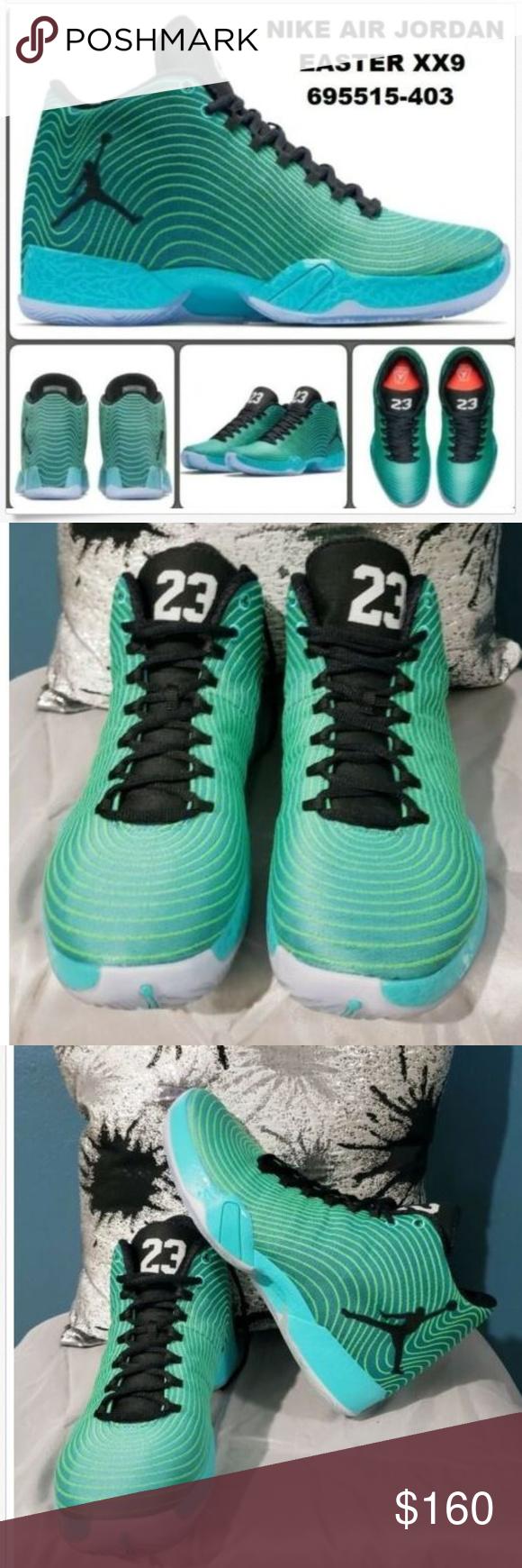 00658ff4cb2f Nike Air Jordan XX9 29 Easter Retro Nike Air Jordan XX9 29 Easter Retro  Black-