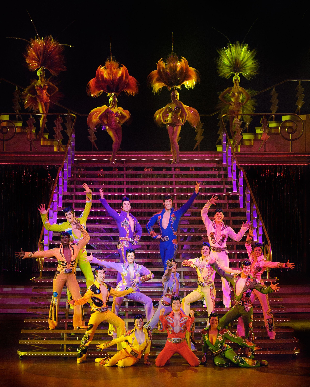 Image Detail For Viva Las Vegas From Viva Elvis At Aria Casino C Cirque Du Soleil Cose