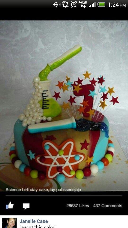 Nerd Cake Cool Cakes Pinterest Cake Birthday Cakes And