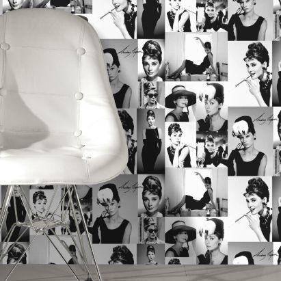 25+ Audrey Hepburn Wallpaper For Walls PNG
