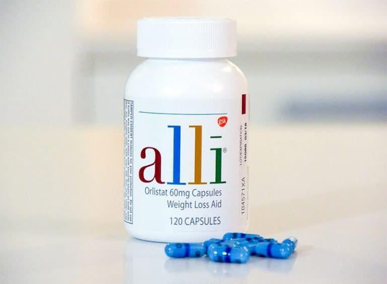 Alguna pastilla para bajar de peso sin rebote