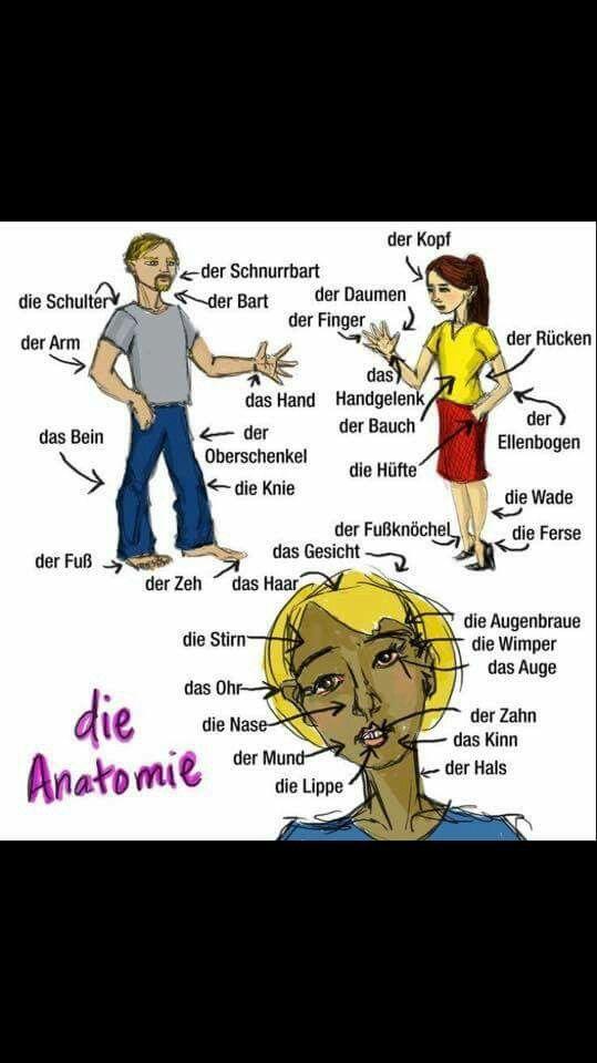 Pin by G Jones on Deutsch | Pinterest | German, German language and ...