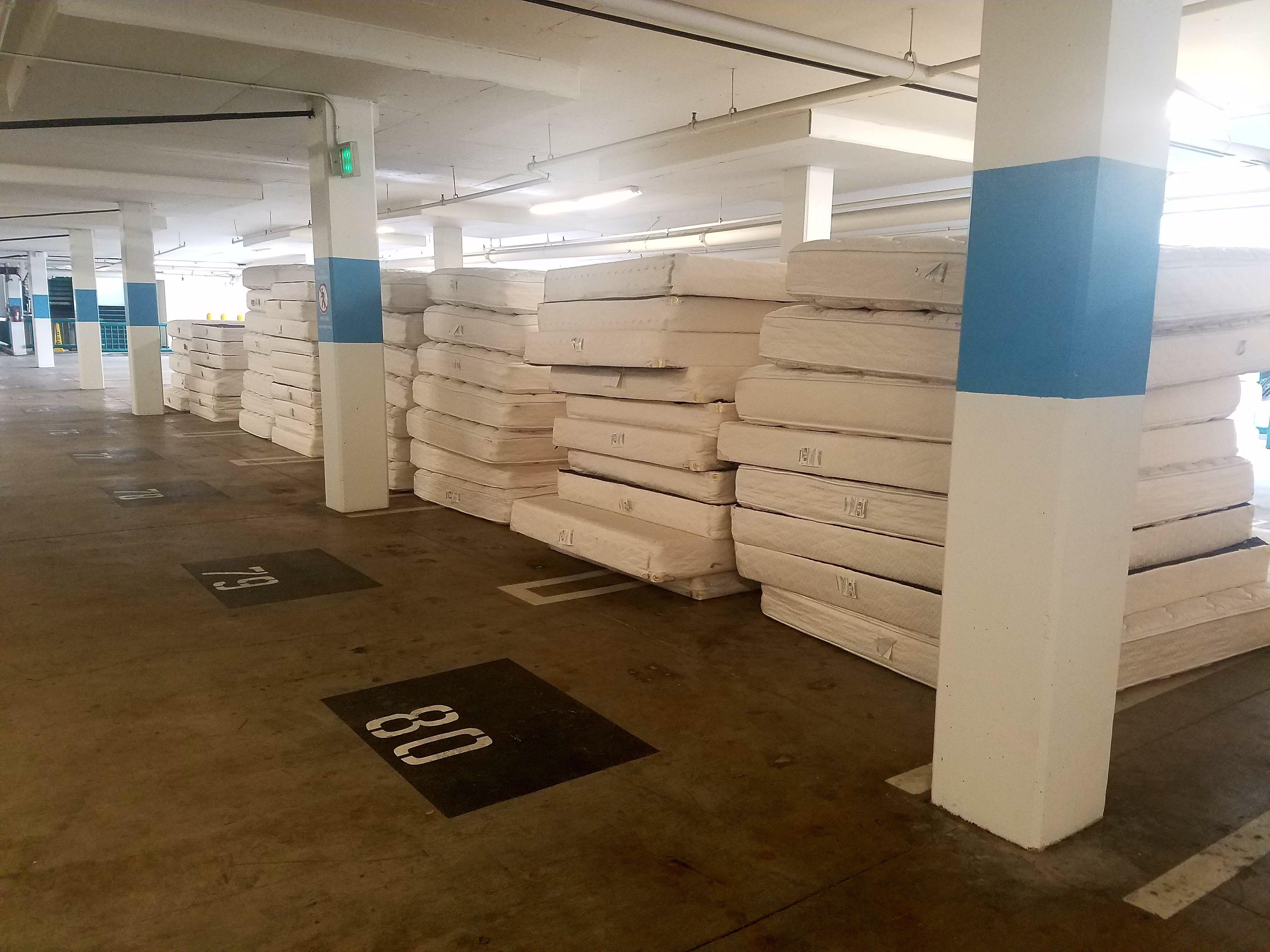 hilton works to divert food waste mattresses from landfill waste