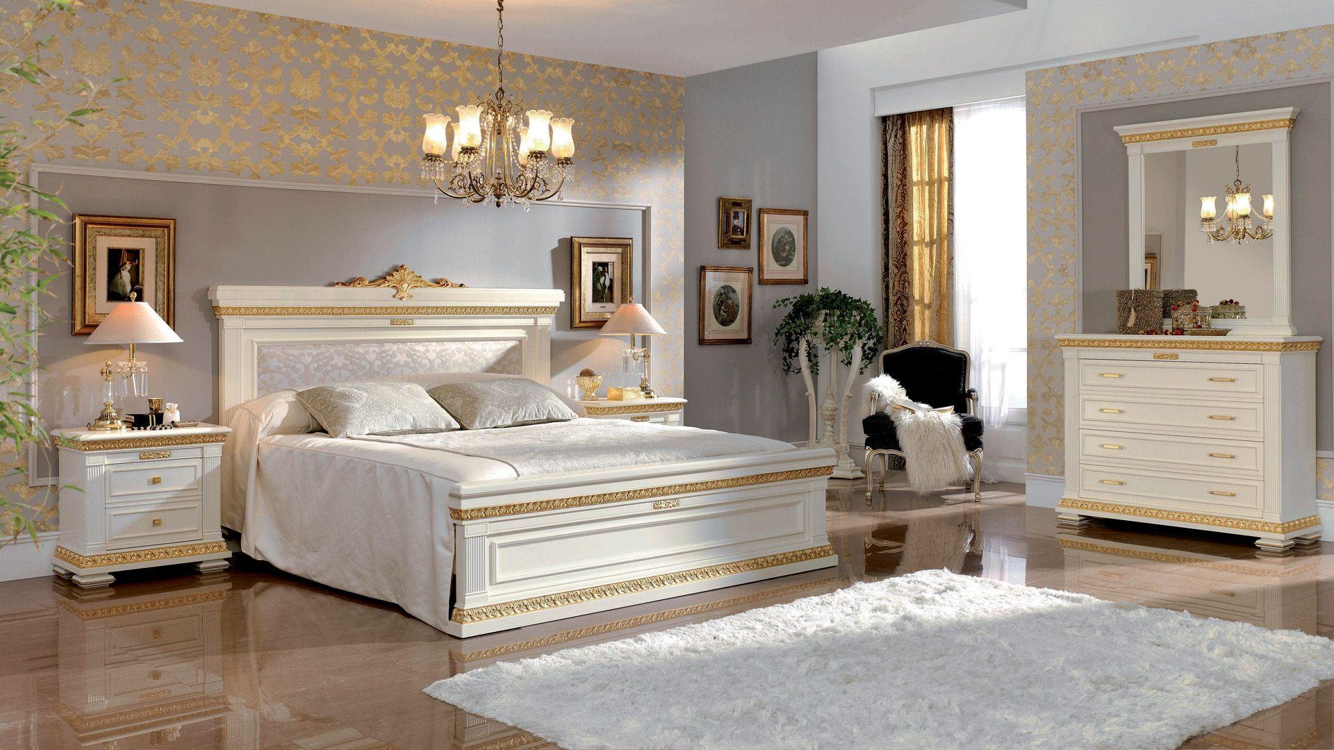 Dormitorios de Lujo - Muebles de Lujo Picó | Bonitos dormitorios ...