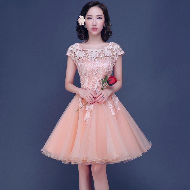 Asombroso White Short Bridesmaid Dresses Ideas Ornamento Elaboración ...