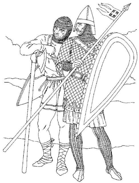 Kotf French Clothing And Armor Image Heavy Fashion Coloring Book Medieval Coloring Pages