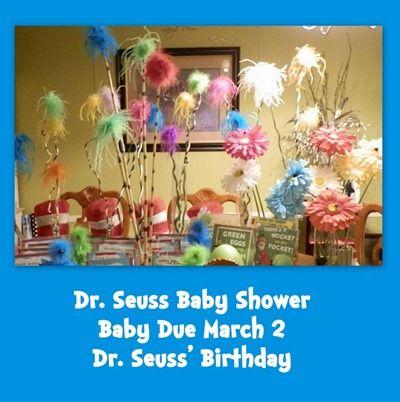 Seuss Baby Shower10