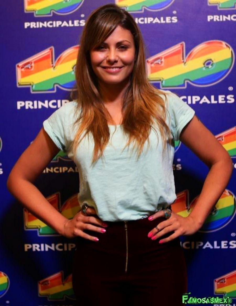 Malillany Marín Para El TvNotas | FamosasMex