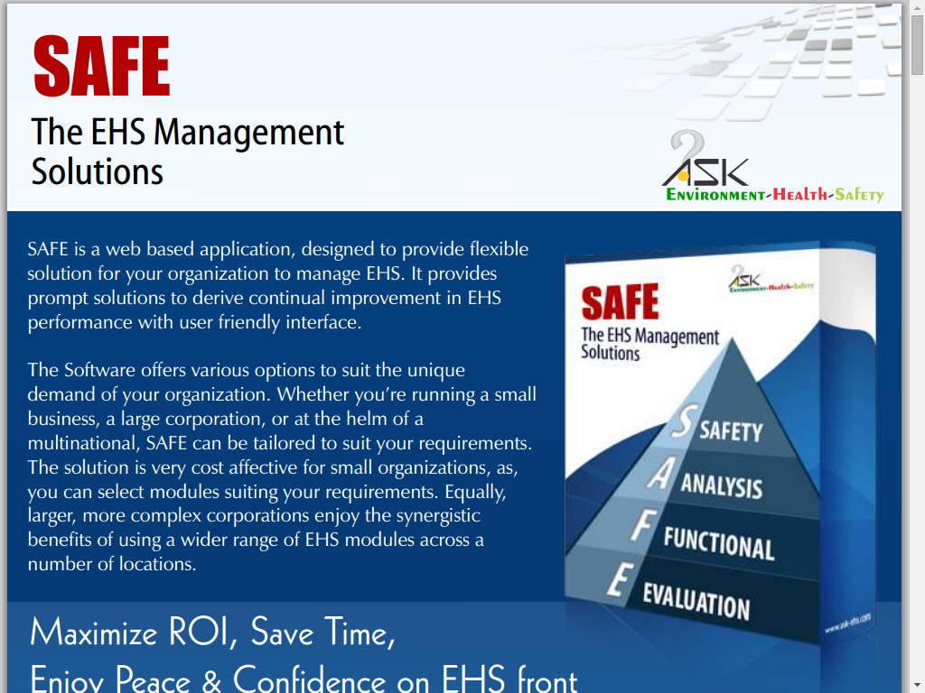 Are you finding it difficult to manage Accident/Incident History ...