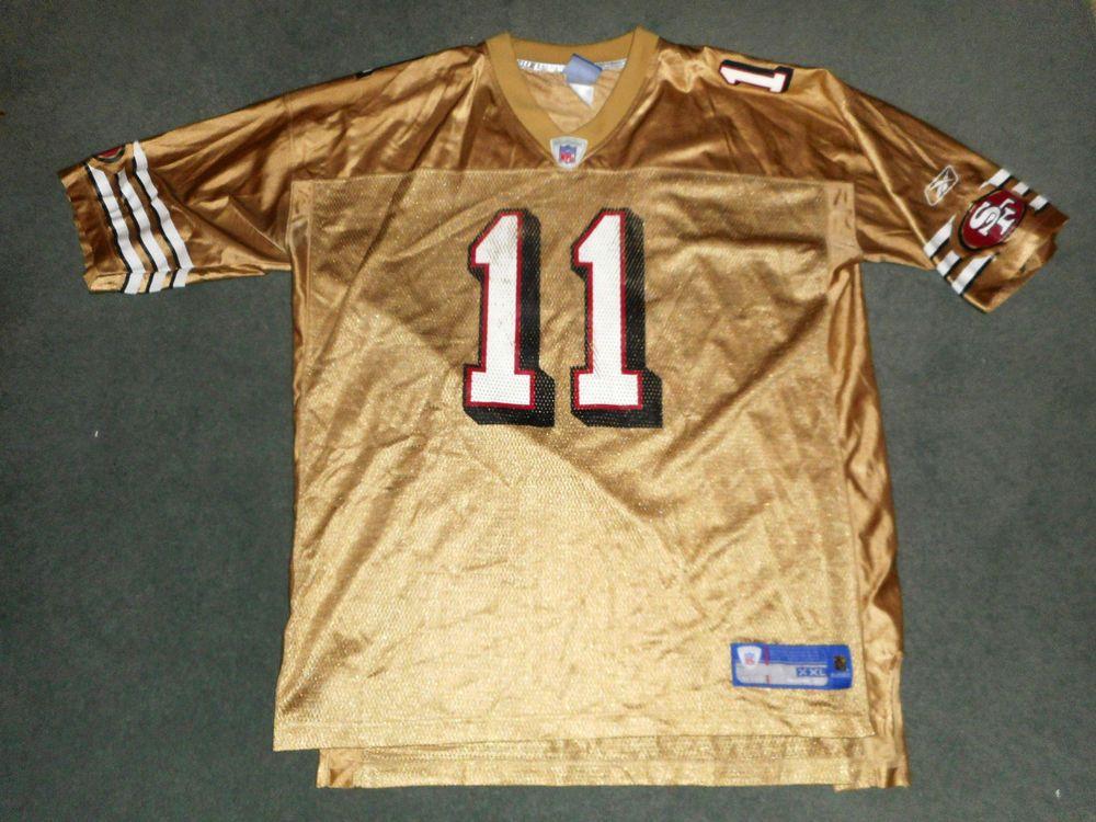 timeless design abc0c a611f san francisco 49ers gold jersey