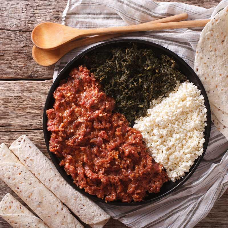 Kitfo (Ethiopian Steak Tartare) | Recipe | Ethiopian food, Kitfo recipe,  Recipes