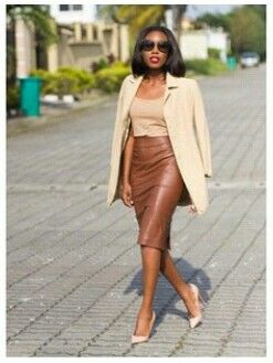 Effortlessly chic... #NigerianGirlsKillingIt
