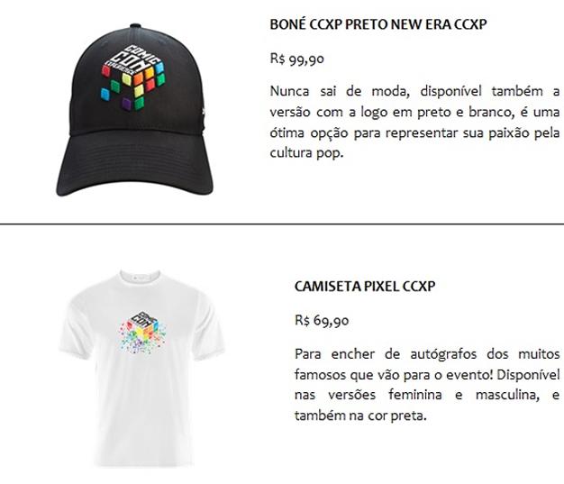 Mundo Geek na CCXP