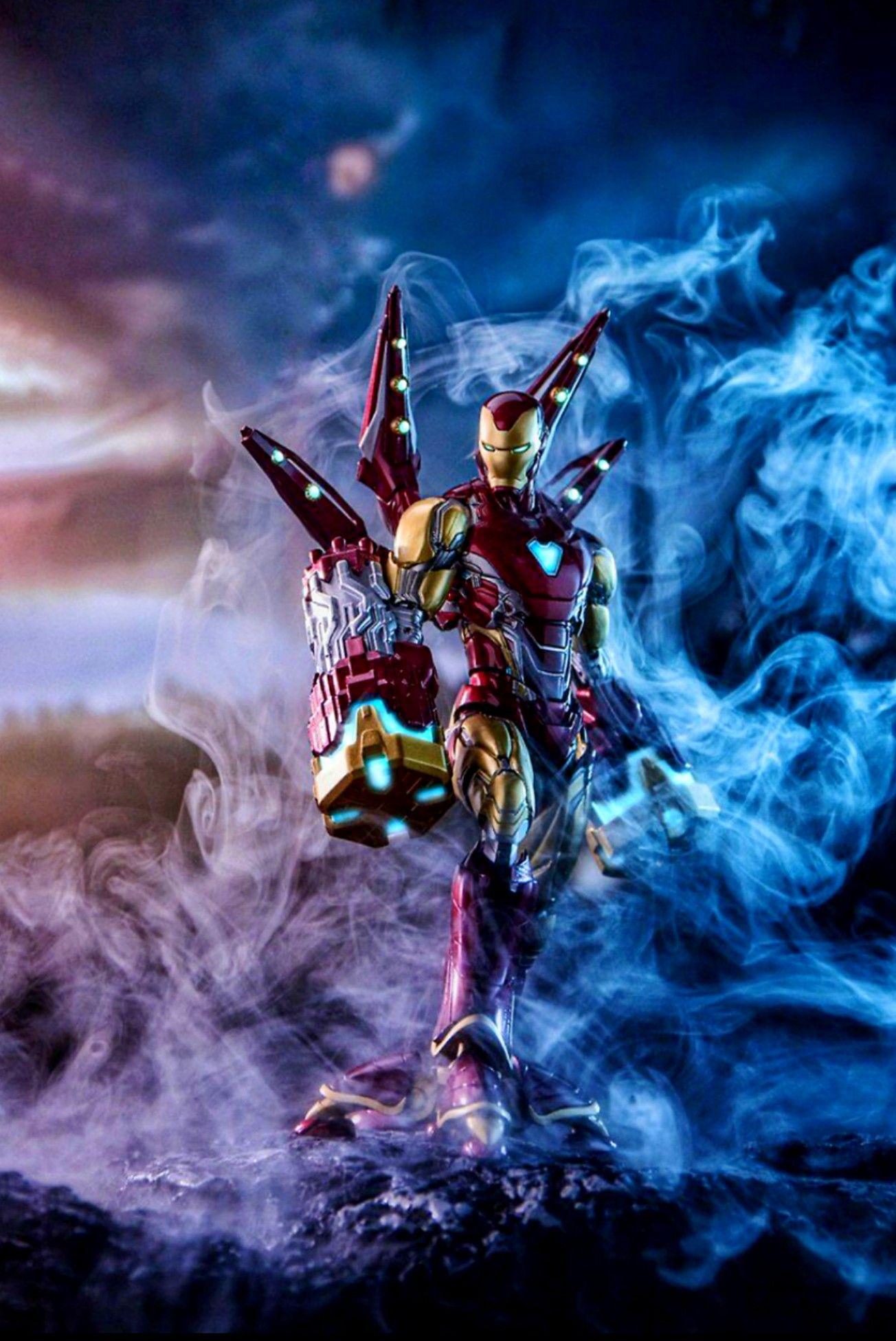 Ironman Mark 85 Bleeding Edge Suit Weapon Concept Iron Man Art Marvel Superhero Posters Marvel Wallpaper