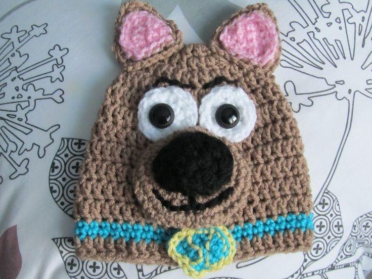 Scooby Doo Crochet Hat Patterns  5aaa1b2d117d
