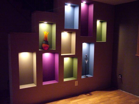 Niche Lighting Buscar Con Google Salon Spa Ideas