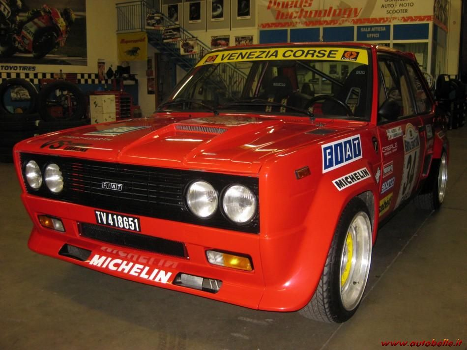 131 abarth replica